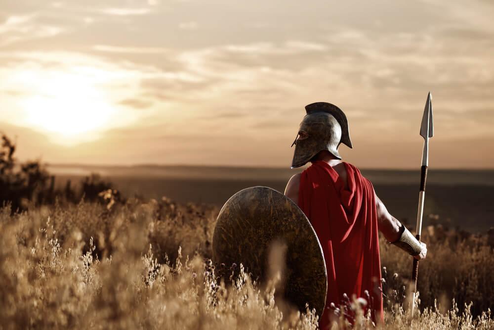 El guerrero pacífico: las verdaderas batallas se libran en el interior