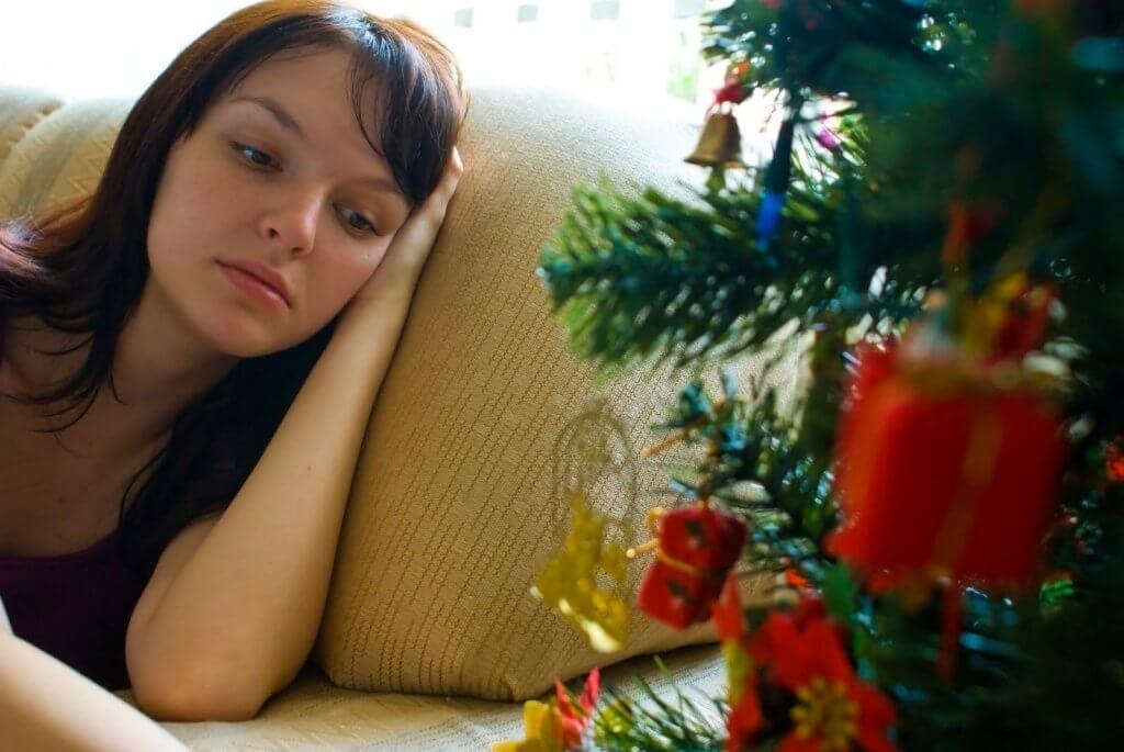 Resultado de imagen para tristeza en navidad