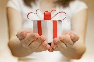 La psicología del regalo