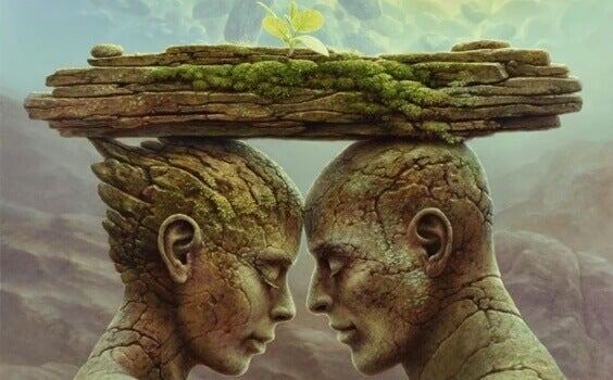 La teoría del espejo: heridas que forman y rompen relaciones