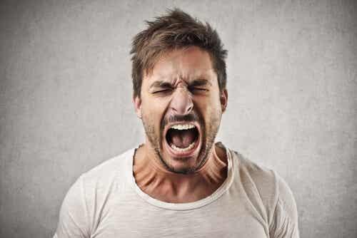 ¿Por qué gritamos?