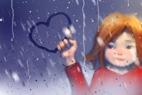El principal sentimiento de la vida es el amor