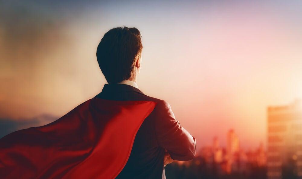 Superhéroes tipos de personalidad en los cómics