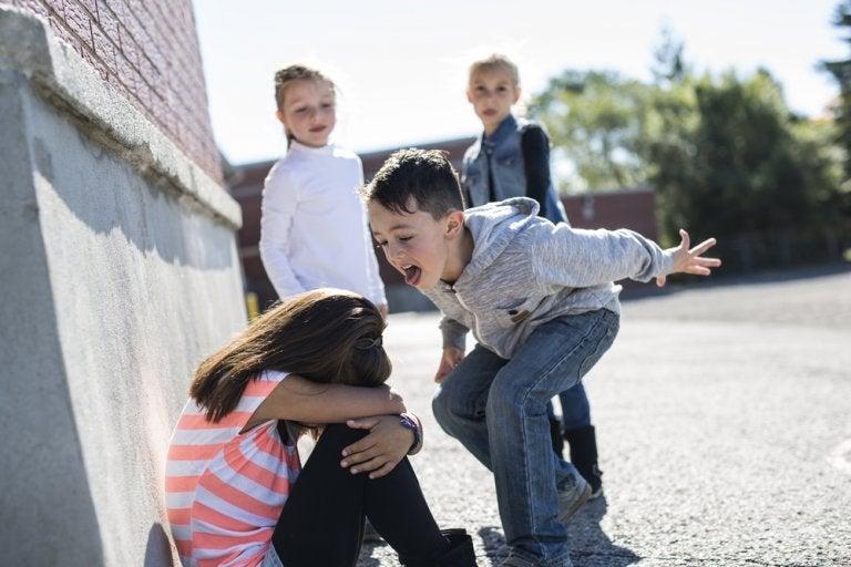Tipos de bullying o acoso escolar
