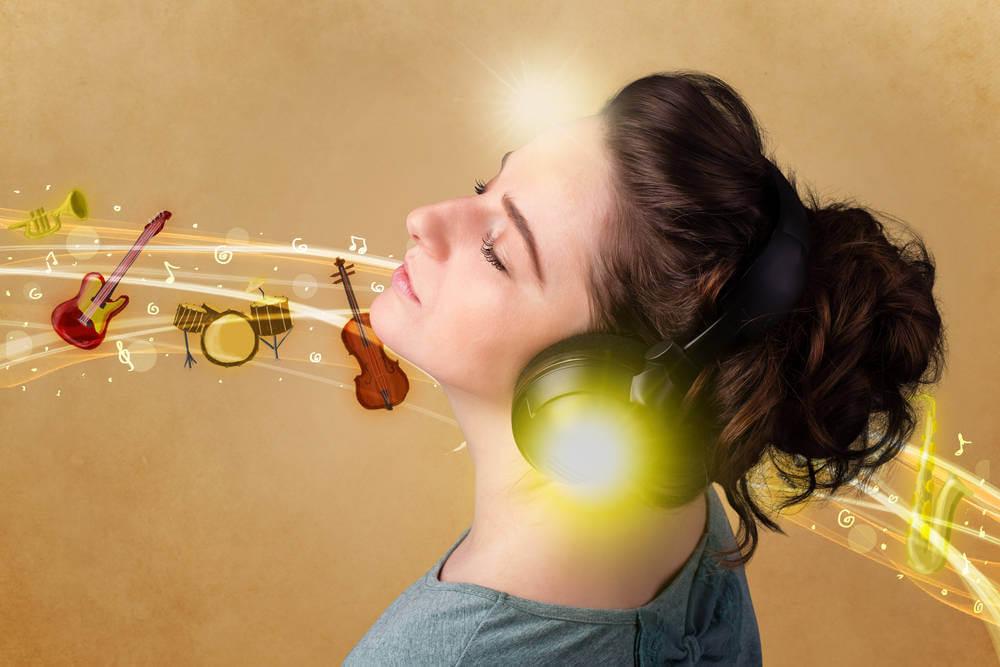 La música también nos ayuda a ser felices