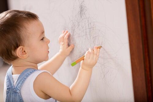 Fomentar la creatividad de los niños