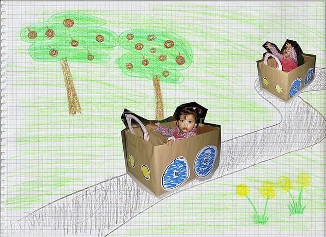 Cómo interpretar el dibujo de la familia en un niño 2