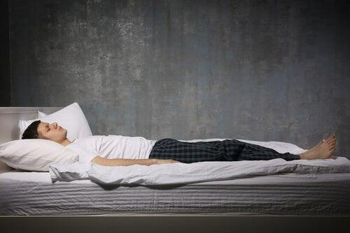 La parálisis del sueño, cuando las pesadillas son conscientes