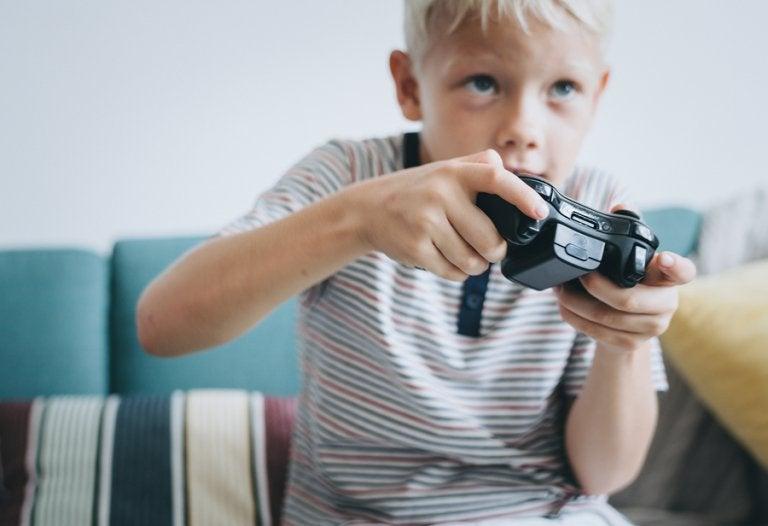 El uso de los videojuegos en los niños, ¿benefician o perjudican?