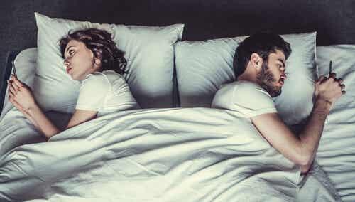 El insomnio puede repercutir en nuestra relación de pareja