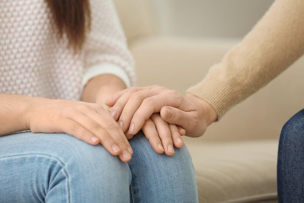 Apoyo a la pareja para recuperar la alegría