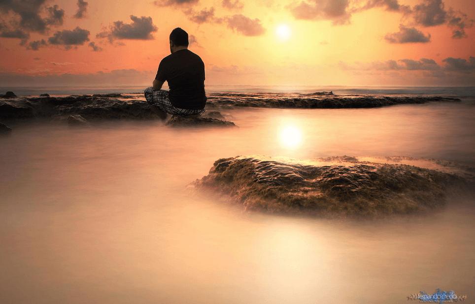 La meditación, el camino al bienestar propio