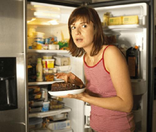 por qué los comedores emocionales no pueden detenerse - la mente