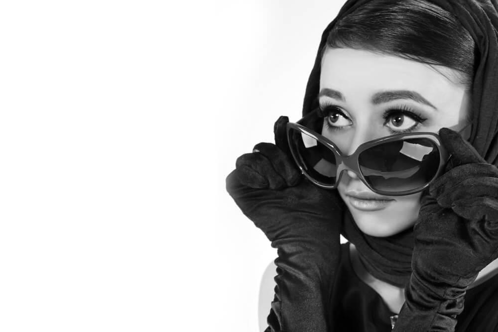 Mirada de Audrey