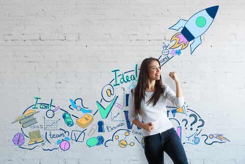 En busca de la creatividad