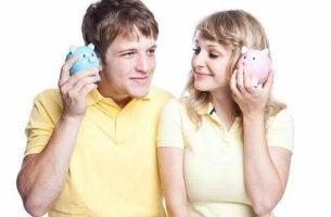 Dinero y pareja, administrar y crecer juntos