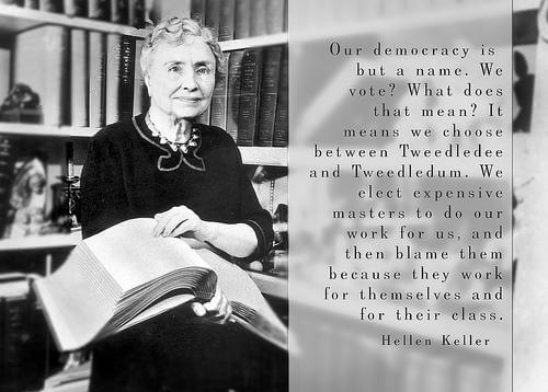 Hellen Keller, la niña que se volvió leyenda