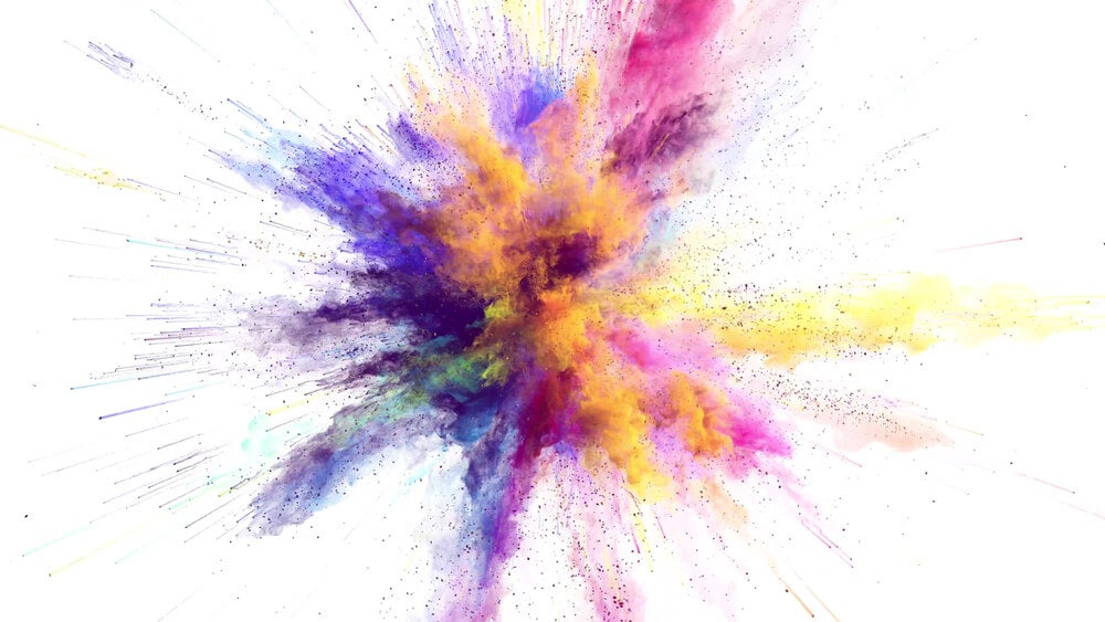 La influencia de los colores en los estados emocionales