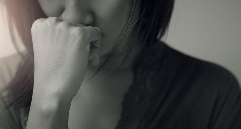 Las lágrimas no lloradas duelen
