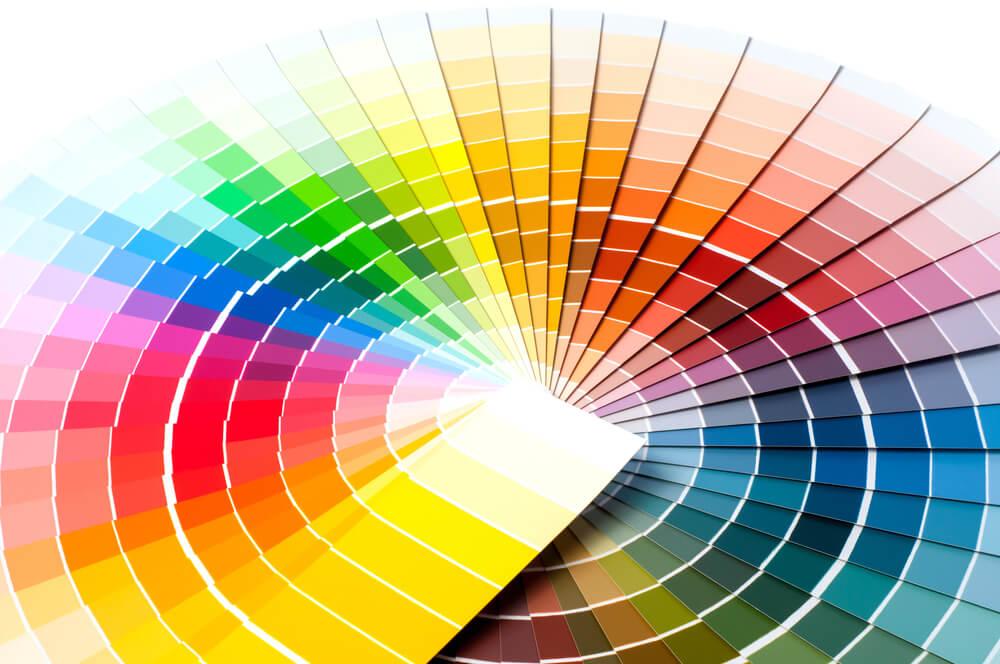 Influencia de los colores