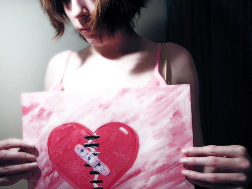 ligero dolor en el corazon