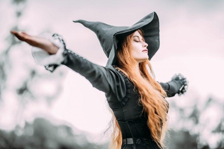 Las brujas de ayer y hoy