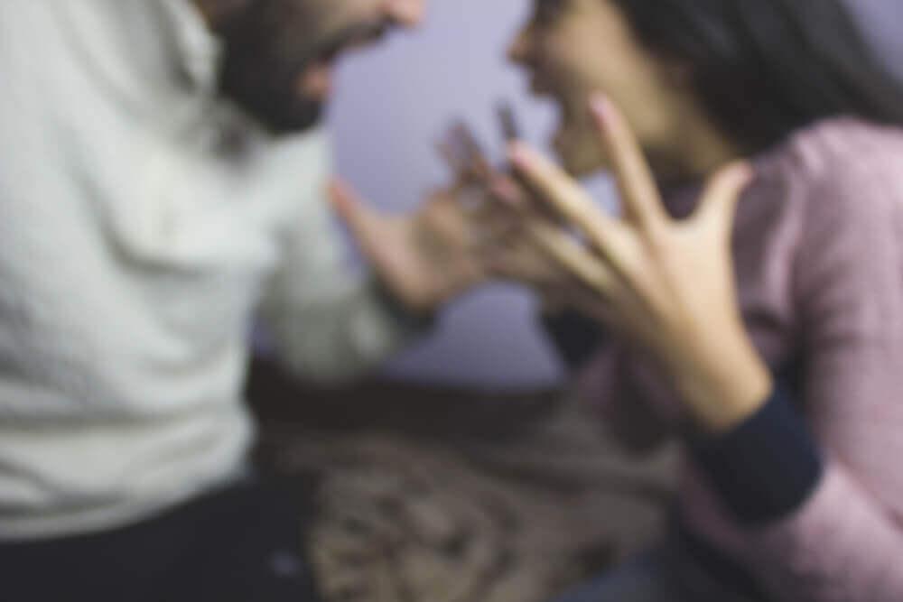 Discusiones de parejas