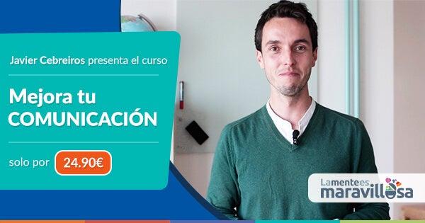 Curso de comunicación Javier Cebrerios