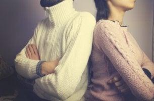 Indiferencia, una de las causas de ruptura según Gottman
