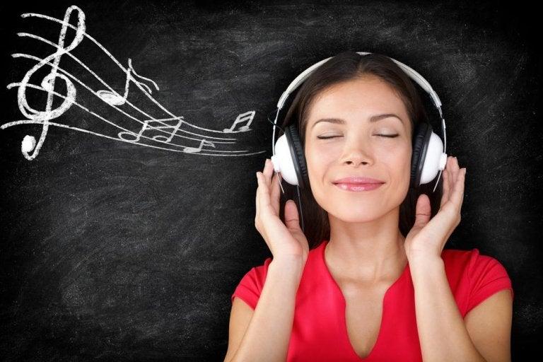 Los increíbles efectos de la música