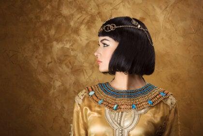 ¿Sabes cómo se buscaba la belleza en el Antiguo Egipto?