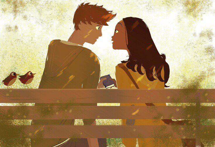 ¿Por qué nos enamoramos de unas personas y no de otras?