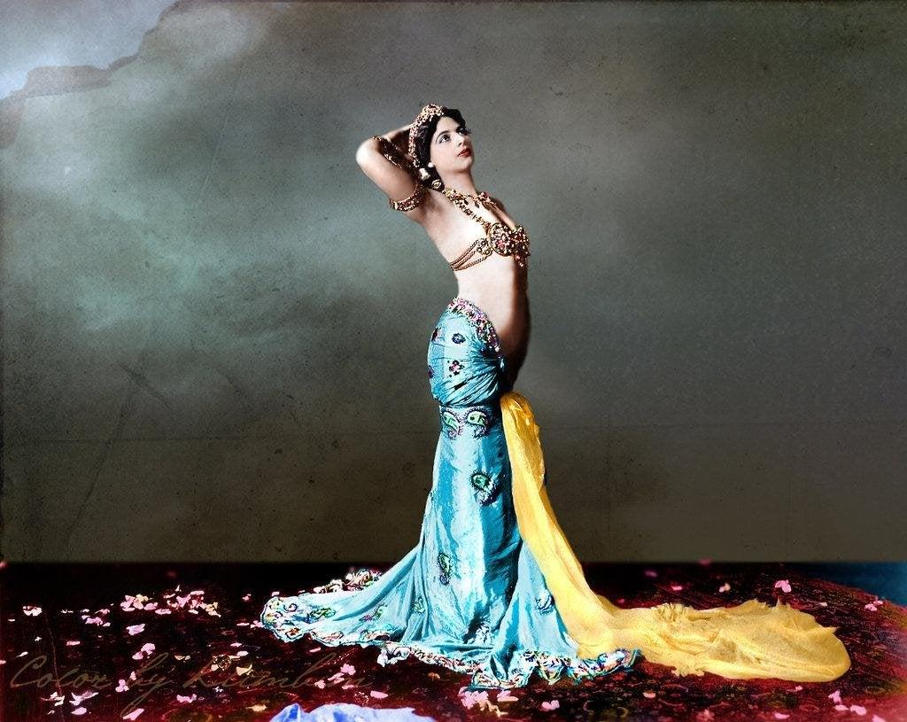 El enigma de Mata Hari