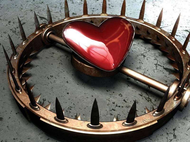 Tu amor es malo para mi salud