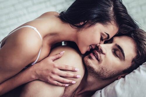El arte del buen beso