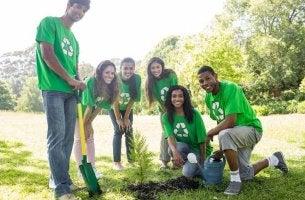 Los beneficios del voluntariado