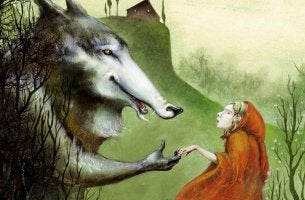 Primera impresión: Caperucita y el lobo