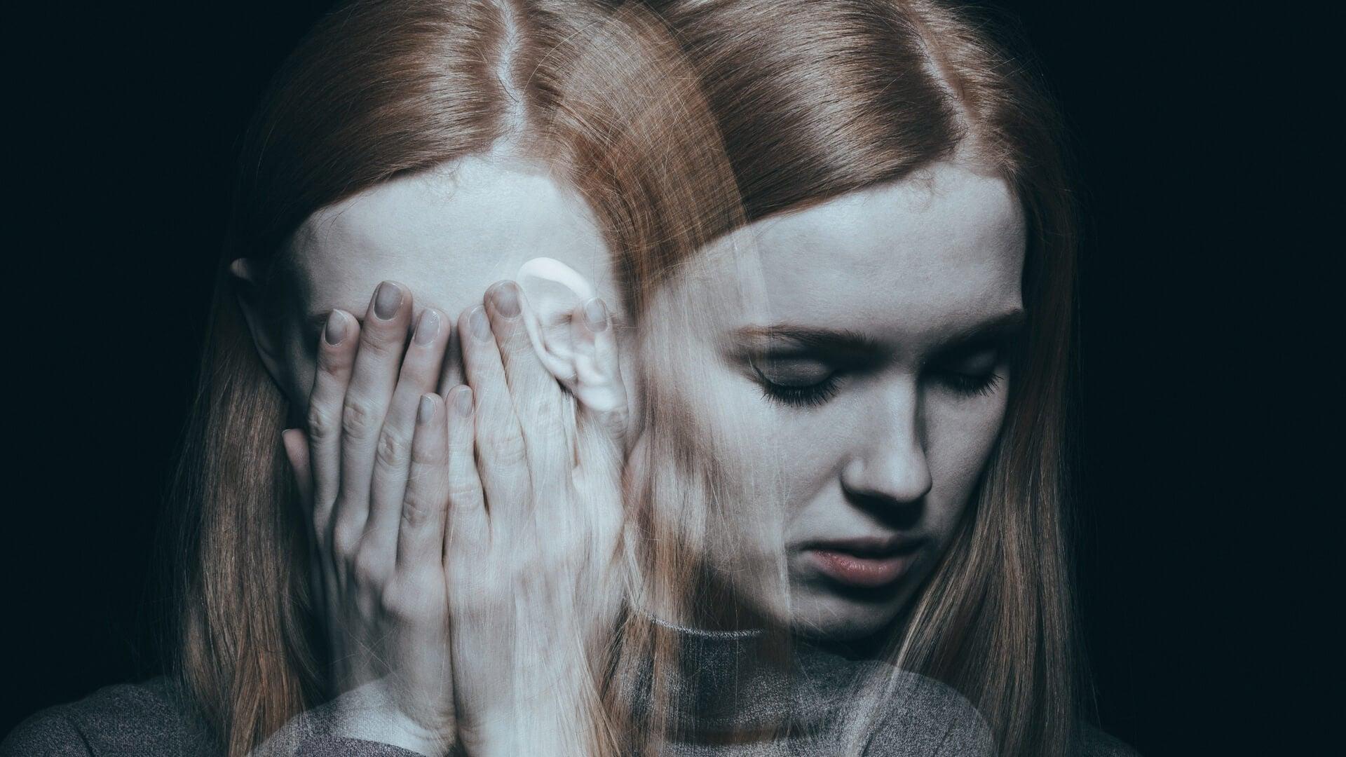 Mujer con trastorno psicotico breve