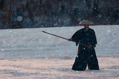 Las siete virtudes del bushido japonés