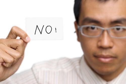 El valor de decir no (Asertividad)