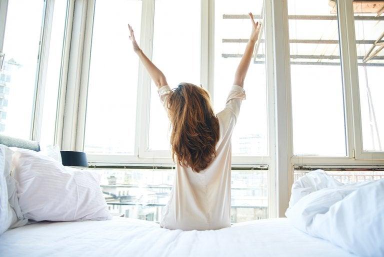 6 claves para evitar despertarse cansado