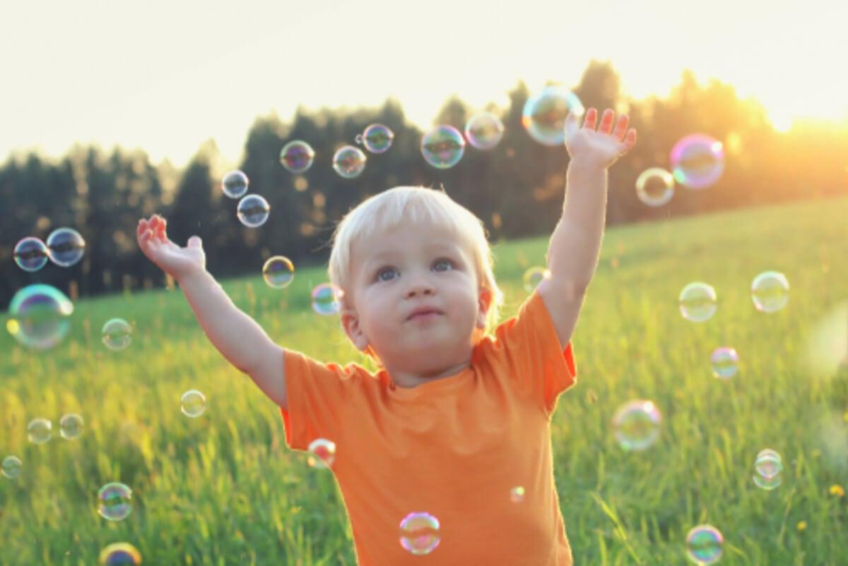 Claves para educar niños felices