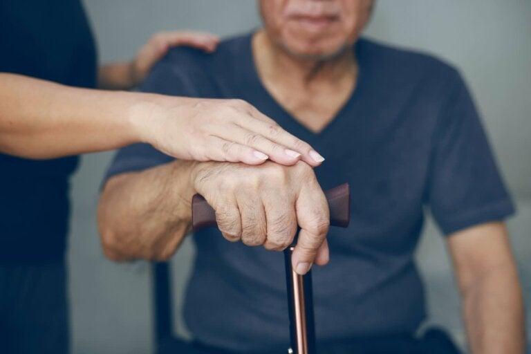 Cuidando a la persona que cuida