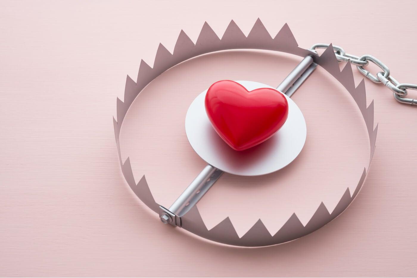 corazon trampa
