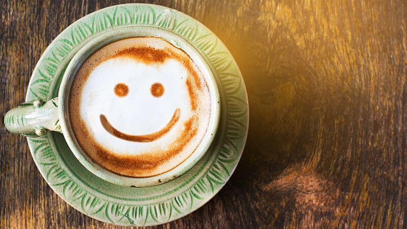 Café con sonrisa