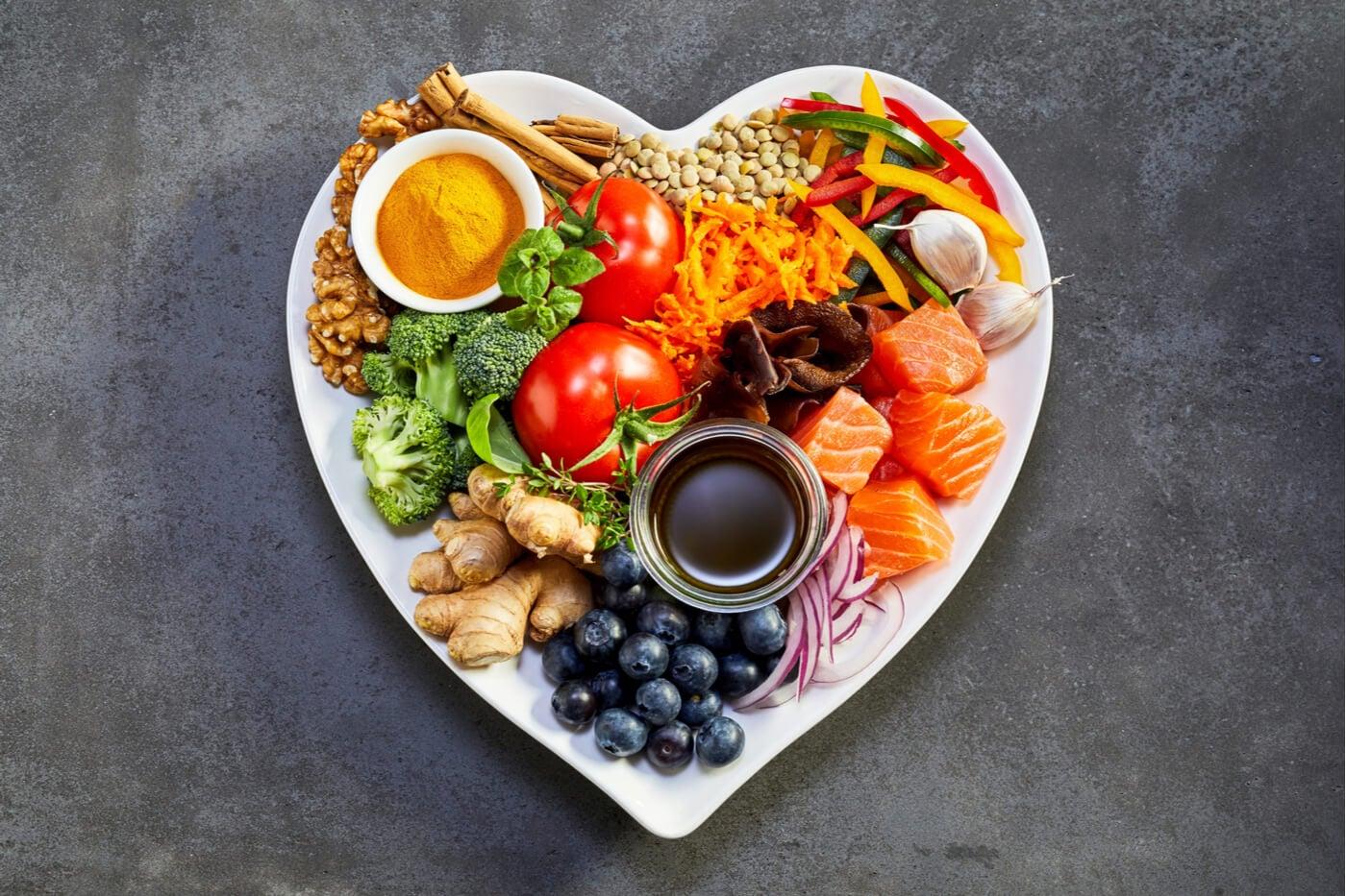 dieta balanceada salud
