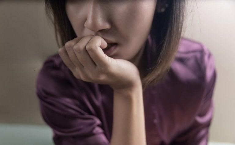 Defensas contra la ansiedad