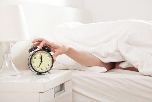 ¿Cuánto tiempo es conveniente dormir?