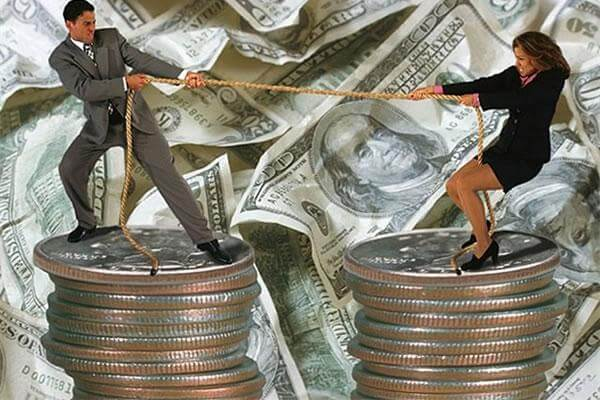 Cómo resolver conflictos relacionados con el dinero