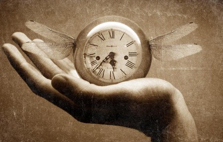 Miedo al paso del tiempo